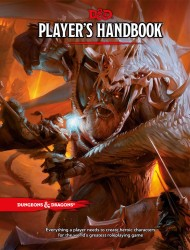 Dungeons & Dragons 5E Cover Art