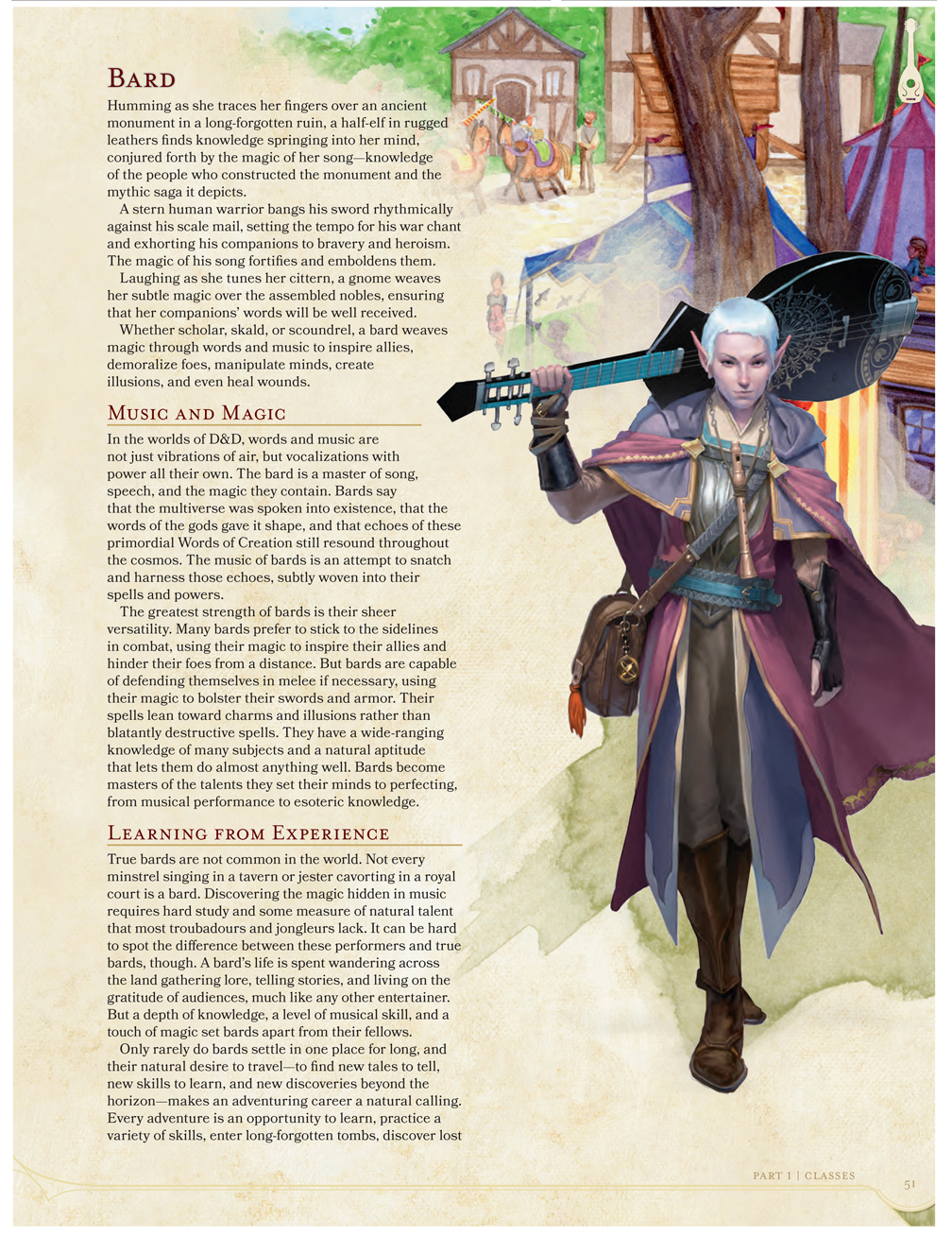 A Character Classes Build Dnd