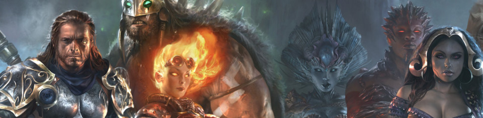 Magic The Gathering M15 Planeswalkers