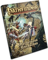 Pathfinder Unchained Cover