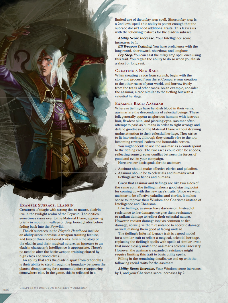 Dungeon Master's Guide previews: everything in one place