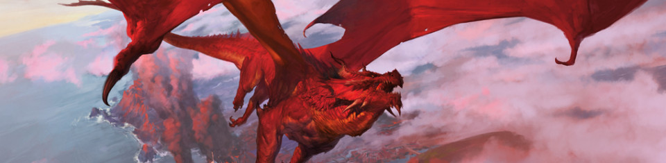 Dnd Copper Dragon: Wizards Of The Coast Wants To Know Which D&D Setting You
