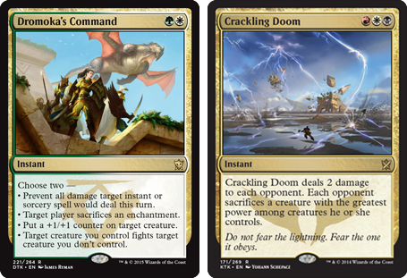 mtg_crackling_doom_dromokas_command