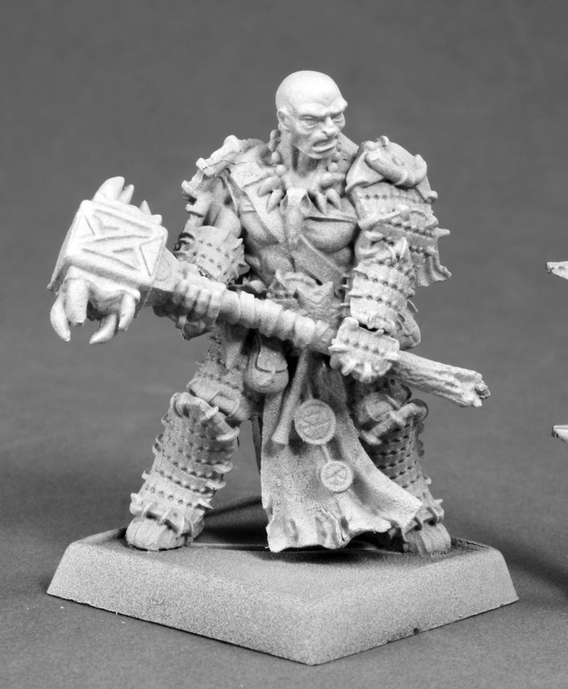 Pathfinder's new iconic miniatures now available from Reaper